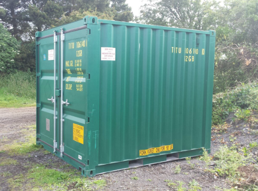 MeadowField Storage 10ft 20ft shipping container hire for onsite